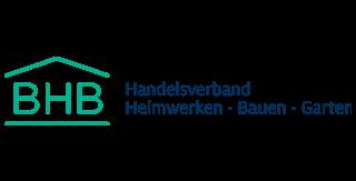 Logo BHB - Handelsverband Heimwerken Bauen Garten