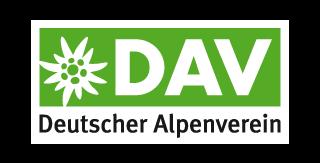 Logo DAV - Deutscher Alpenverein