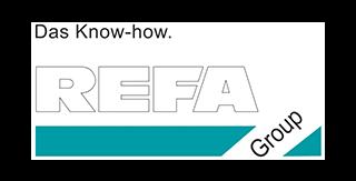 Logo REFA